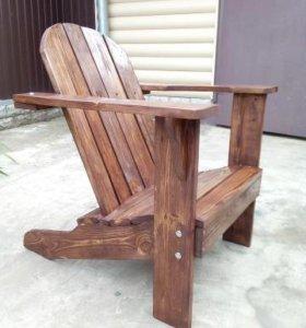 Кресло адирондак