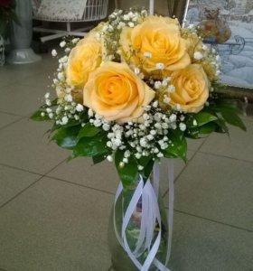Букет 💐 невесты 👰