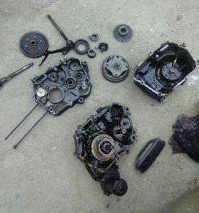Двигатель на мопед Альфа