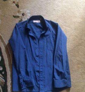 Рубашка школьная 152-158