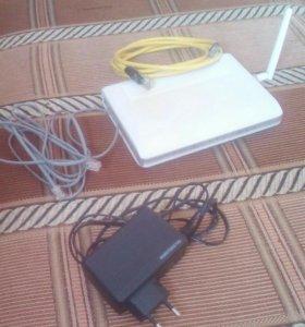 Роутер wifi Asus