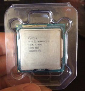 Intel Celeron G1620 Ivy Bridge LGA1155