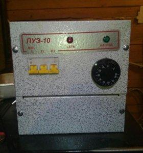 Пульт управления для котлов ПЭУ-10