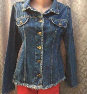 Джинсовая куртка Gloria Jeans р.46