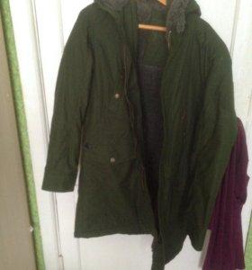 Куртка зимняя (военная)