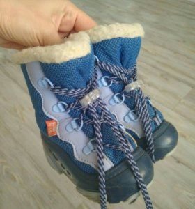 Зимние сапоги Demar размер 20-21