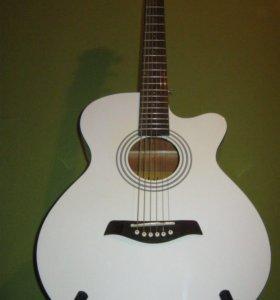 Гитара женская с узким грифом