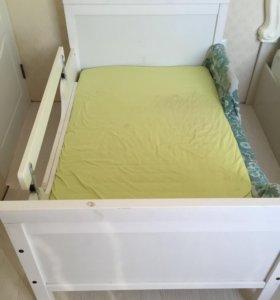 Кровать lKEA