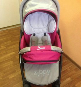Tutis Zippy new (sport plus) Прогулка 0+