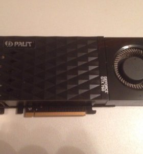 Видеокарта Palit GeForce GTX 760
