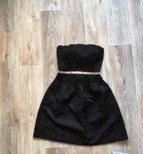 Очень красивое новое платье H&M