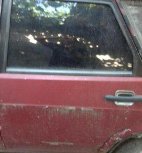 Дверь задняя 2109-99 крышка багажника