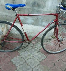 """Велосипед ,,Спутник"""" шоссейная"""