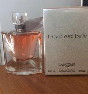 Lancôme la Vie est belle 75 ml