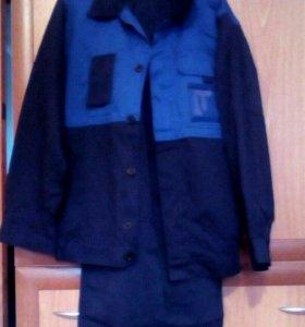 Рабочий костюм новый (спецодежда)