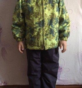 Демисезонный костюм Huppa