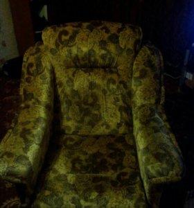 Кресло, состояние на 4