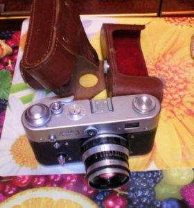 Фотоаппарат ФЕД-3.