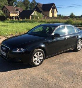 Audi A4 b8 2011г. 1,8л 160лс