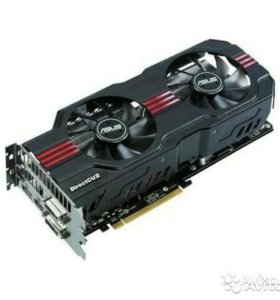 Asus GeForce GTX 560 Ti 448 Cores