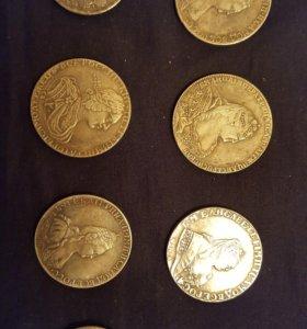 копия монет