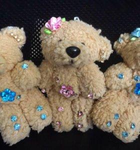 Три плюшевых медвежонка