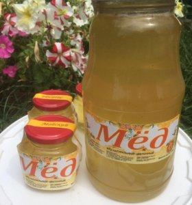 Мёд Майский, кориандровый !!!