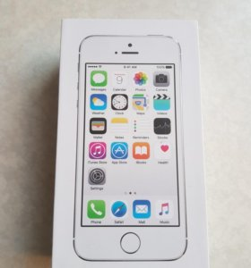 IPhone 5s,Silver,16GB