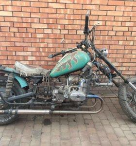 Мотоцикл Урал, Чоппер