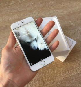 iPhone 6. Silver. 16Gb.