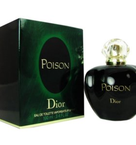 Christian Dior - Poison 100 ml.