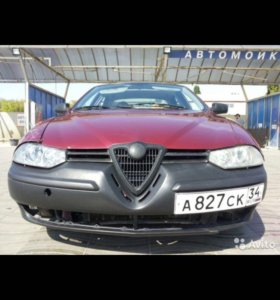 Alfa Romeo 156 1.6 1998, седан