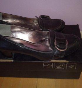 Ecco туфли р.39