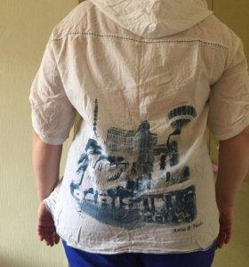 Рубашка стильная рр 56