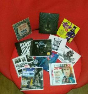 Диски, сборники с музыкой, rock, alternative