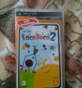 Игра LocoRoco2 для PSP