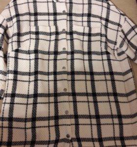 Пальто oversize H&M