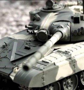 Танк Т-72 1/16 диагостини