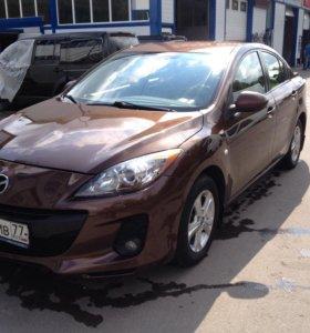 Mazda 3 2012.г 1.6АТ