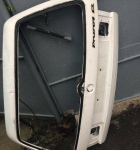 Крышка багажника на фольксваген пассат б3,4