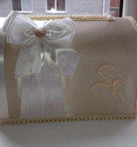 Свадебный короб для даров