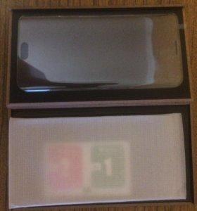 Защитное стекло для Samsung s6 Edge +