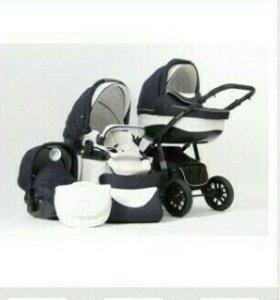 Коляска Car-Baby Concord Lux 3в1
