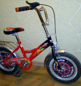 Велосипед на на 3-6 лет