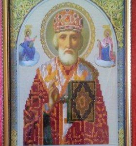 Икона Николай Чудотворец.