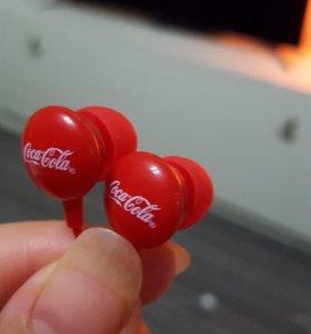 Наушники CocaCola