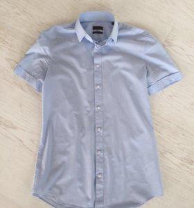 Рубашка мужская от Oliver размер М