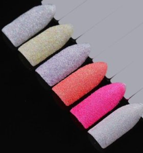Цветной мармелад для ногтей