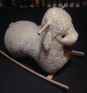 Овца качалка