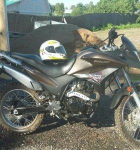Мотоцикл Рейнджер 200